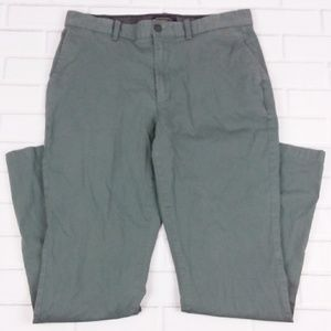 Banana Republic 34X34 Chinos Pants Aiden Slim Fit